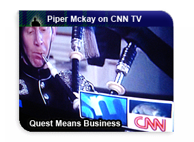 Piper Mckay on CNN
