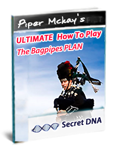 Learn How To Play the Bagpipes PLAN with Piper Mckay