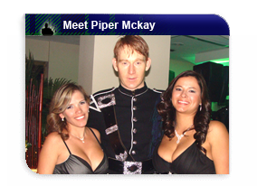 Special Message from Piper Mckay - I can't wait to meet you! Let's Celebrate your Big Date!