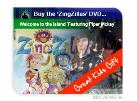 Piper Mckay on ZINGZILLAS