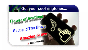 Free Bagpipe ringtone from Piper Mckay