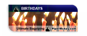 Piper Mckays Birthdays