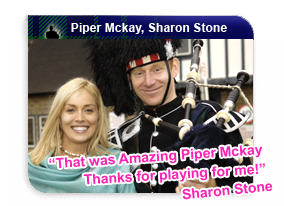 Piper Mckay - Learn How To Play The Bagpipes